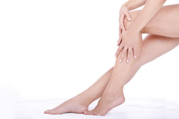 gambe drenaggio linfatico