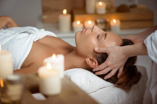 massaggio linfodrenante viso