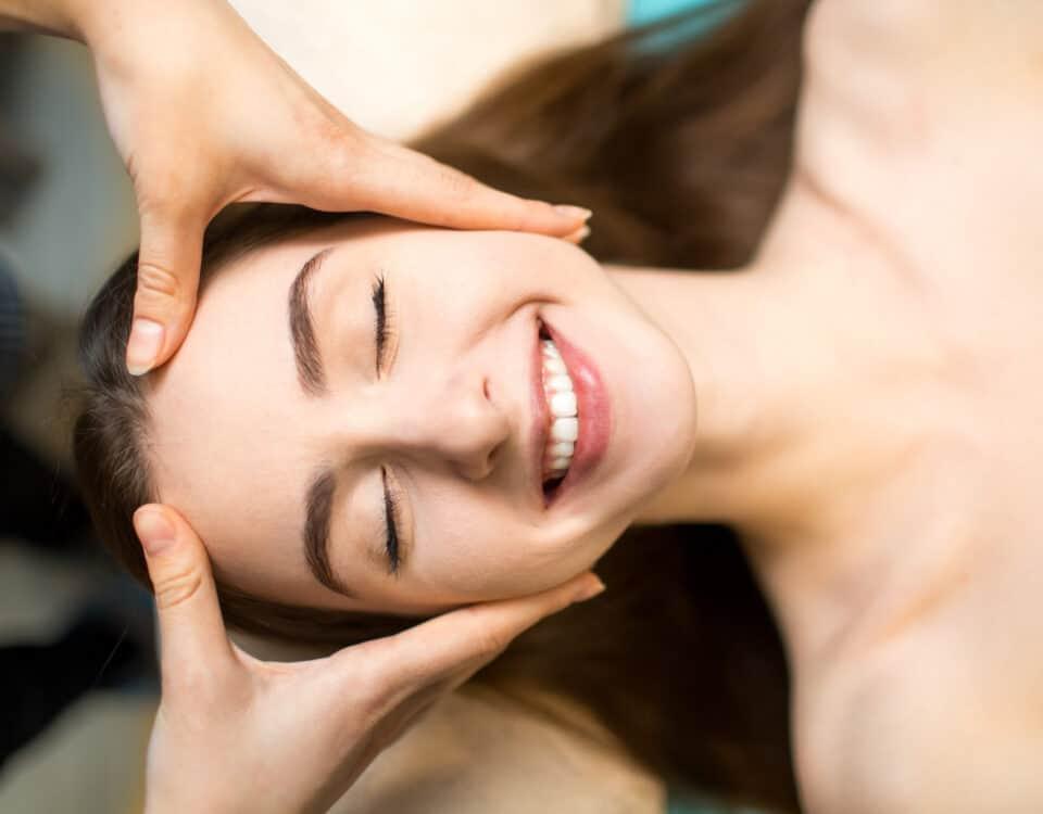 massaggio facciale
