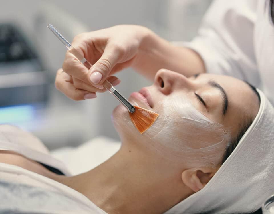 trattamento acido glicolico per viso