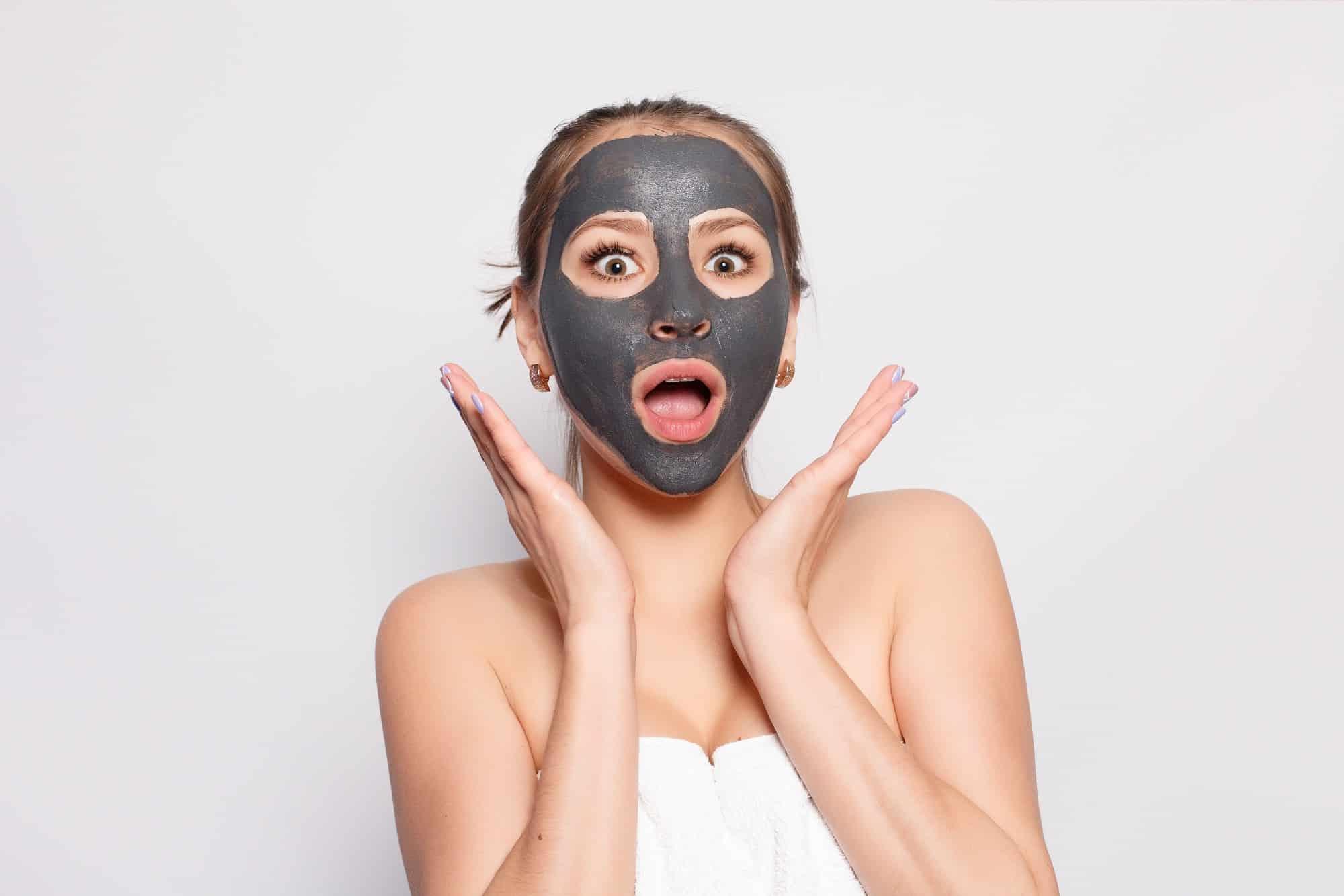 blackmask per punti neri